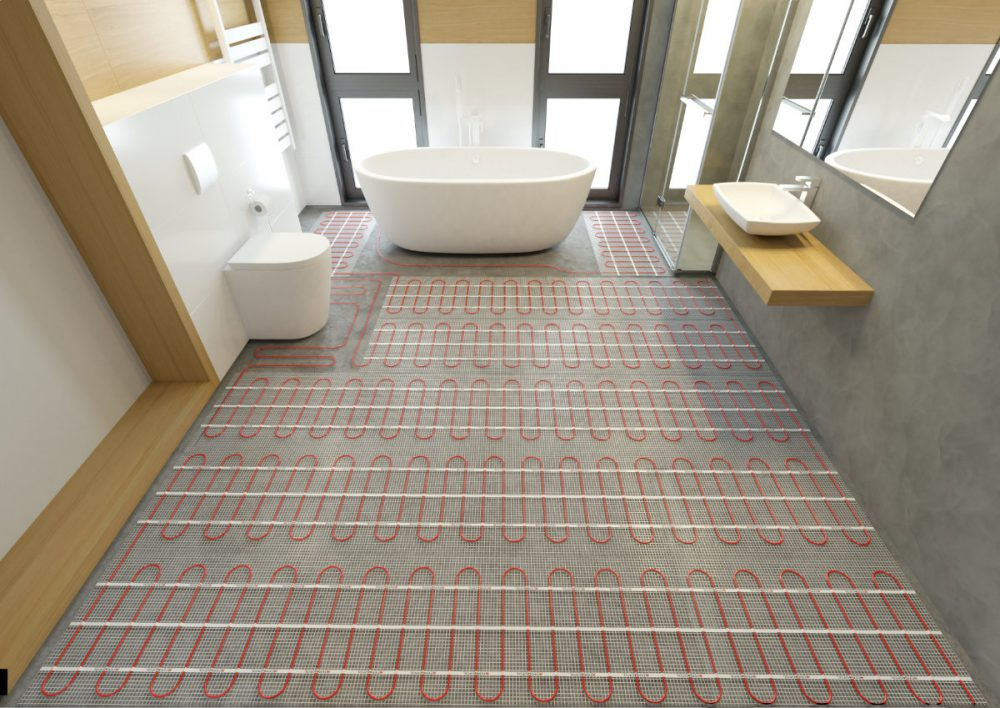 Remarkable Heating Film Heating Mat Electric Heating Underfloor Home Interior And Landscaping Staixmapetitesourisinfo
